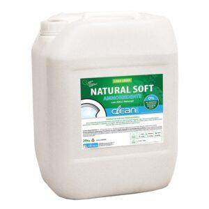 DETERGENTE NATURAL WASH CLEAN PRO 20 KG